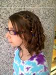 tween hair style