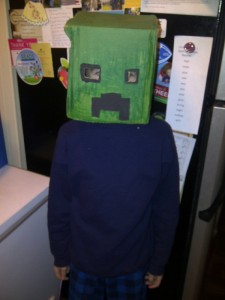 creeper mask