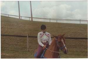 My #horse Shamrock